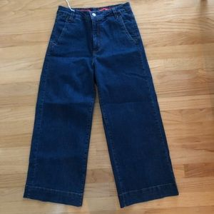 NEW NYDJ Wide Leg Jeans size 8